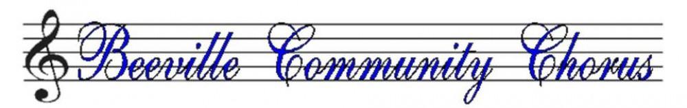 Beeville Community Chorus